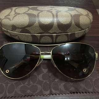 Orig coach LO12 kristina sunglasses