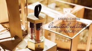 Limited Edition Lip glaze Shero Ching