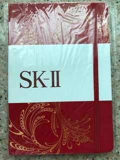 SKII Note Book
