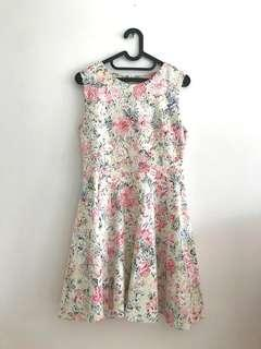 summer floral dress (Rent/Sell)