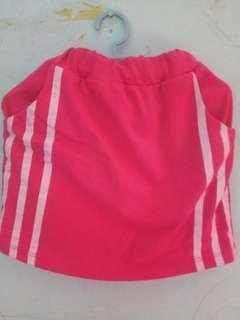 #prelovedwithlove Rok mini kaos adidas kw