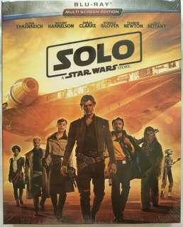[Movie Empire] Solo: A Star Wars Story - Movie Blu Ray Disc