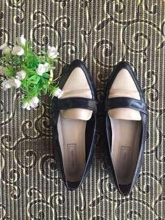 Flat shoes ⚪️🔵