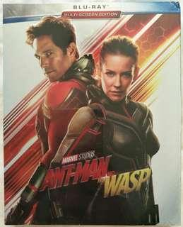 [Movie Empire] Marvel Studios Ant-Man and the Wasp - Movie Blu Ray Disc