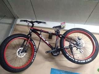 "GALAXY FAT BIKE ""26"