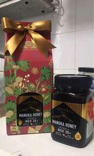 Egmont Manuka honey MGO 30+