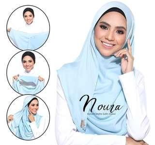Instock Noura instant premium satin