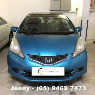 Honda Jazz CHEAPEST RENT FOR Grab/Ryde/Personal USE