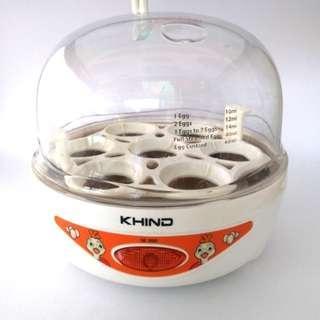 New Khind Egg Steamer