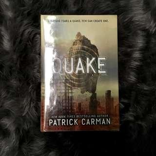 Pulse Trilogy: Quake by Patrick Carman