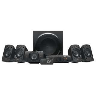 Logitech Z906 Speakers 5.1 Surround Sound