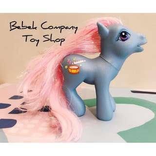 短笛 2002 Hasbro My Little Pony MLP G3 古董玩具 我的彩虹小馬 第三代 彩虹小馬
