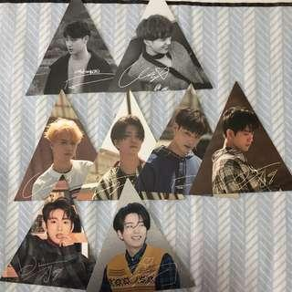 got7 7for7 triangle