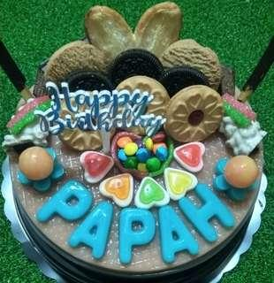 Birthday Pudding