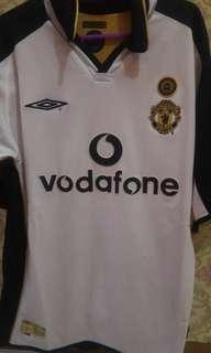 Manchester united centenary 2002