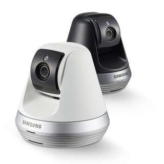 【全新品】【國外平輸品】SAMSUNG WISENET SmartCam 居家攝影機 智能攝影鏡頭 WIFI版