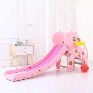 3in1 Giraffe Slide Set