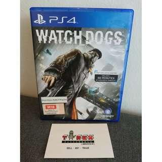 WATCH DOGS (USED)