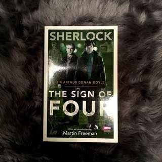 Sherlock BBC: The Sign of Four by Sir Arthur Conan Doyle