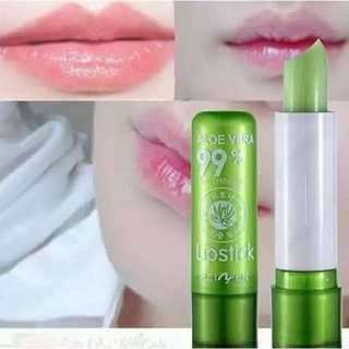 Lipstik aloevera magic 99%