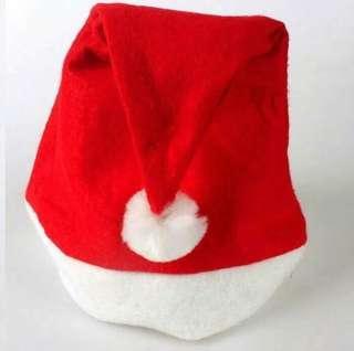 Topi santa dewasa
