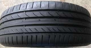 225/45/17 Continental CSC5 Tyres On Offer Sale