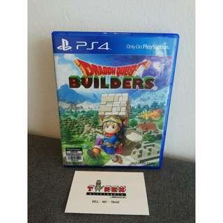 DRAGON QUEST BUILDERS (USED)