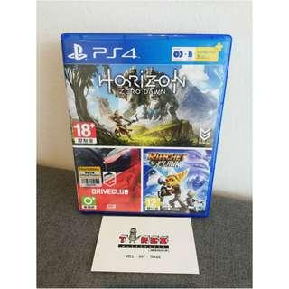 PS4 DRIVECLUB (USED)