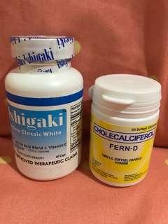 Ishigaki amino classic white and FERN-D combo
