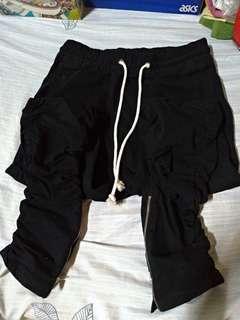 HnM zipped track pants