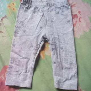 GAP legging 0-3 month