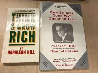 Think & Grow Rich How to Sell Your Way Through Life