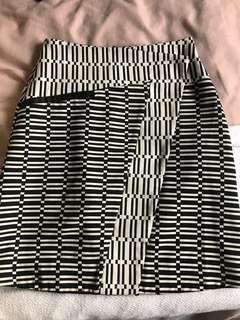High waisted 'cue in the city' size 6