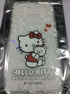 Hello Kitty Jelly Case for Iphone 6+/6s+