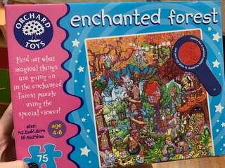 Orchard Toys Enchanted Forest Puzzle