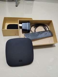 🎇❴清倉價❵ 95%新 小米盒子MDZ06AA(高清互聯網電視盒)