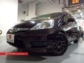 Honda Fit Shuttle Hybrid 1.3A