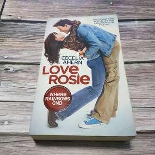 Love, Rosie (Where Rainbows End) by Cecelia Ahern