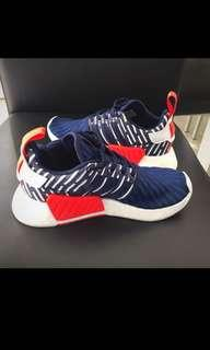 Adidas Navy NMDs Size 7