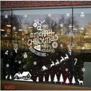 Christmas Decals Sticker