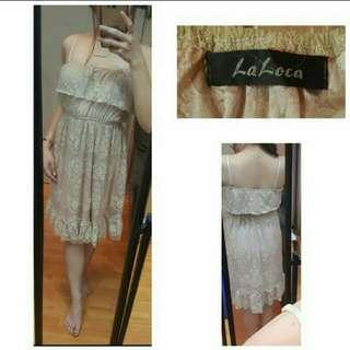 Laloca Lace Dress