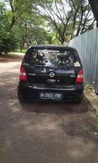 nissan grand livina tahun 2008 matic