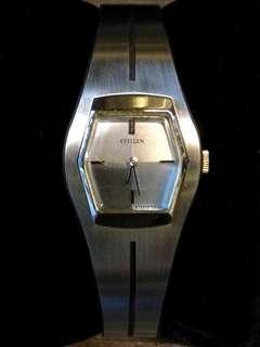 Citizen 女裝上鍊機械錶