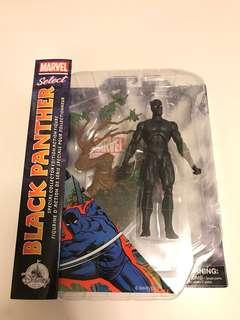Marvel Select Black Panther 漫威 復仇者 黒豹
