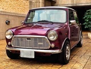 老咪 奧斯丁 1989 Austin Mini