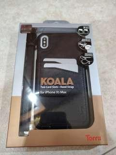 Torrii koala two cards slot brown for iphone XS Max