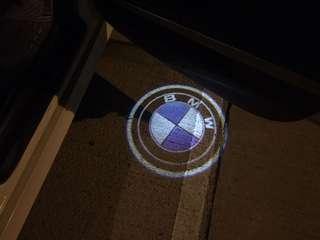 全新 (極易裝!) BMW 超光LED門邊燈 (多款BMW岩用) 如果唔岩裝, 可回水, 信心保証!😂