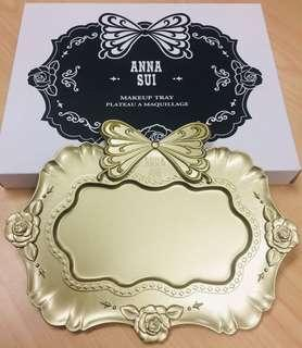 Anna Sui Makeup Tray - [Metal procession}