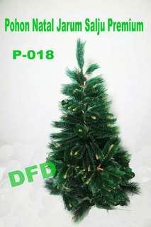 Pohon Natal Jarum Salju Premium Tinggi : 90 Cm