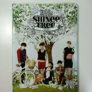 Shinee notebook